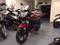 Honda CBF 125cc Manual Commuter, 1 Owner, Good Condition, ** Finance Available **