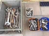Socket sets and spanners