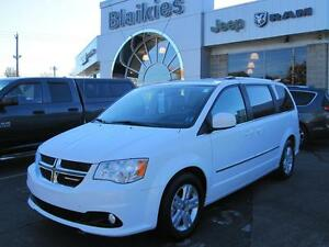 2016 Dodge Grand Caravan Crew | HEATED SEATS | BACK UP CAM | UCO
