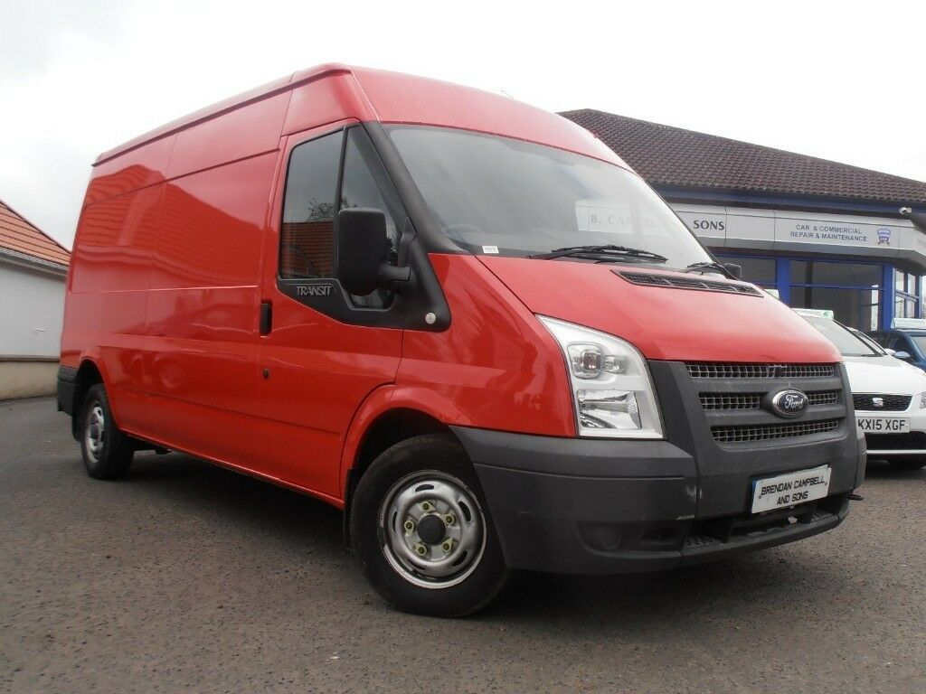 66c5939ea9 2014 Ford Transit T300 LWB FWD MR 125PSI 6 Speed PSV - 19 2 19. Coalisland