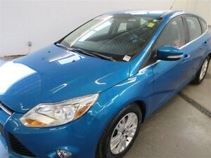 2012 Ford Focus SEL! ALLOY! HEATED! LEATHER! BLUETOOTH!