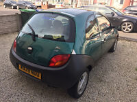 ford ka style 1.3 great condition clean car low milege 61000 mil Power steering.