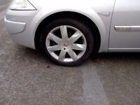 "17""Renault Megane/Clio Alloys"
