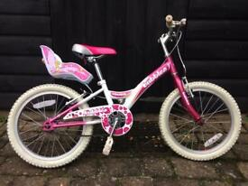 Girls 18 inch bicycle
