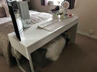 Dressing table/desk ikea