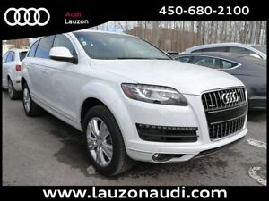 2015 Audi Q7 Progressiv TDI Sunroof, Towing package