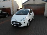 FORD KA (STOP - START). 2015 IN PRISTENE AS NEW CONDITION ONLY 11K MILES.
