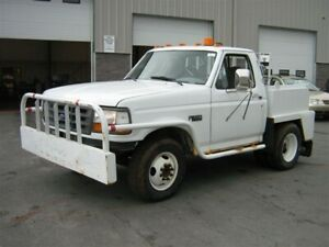 1995 Ford F-350 XL - low kms!