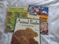 SCROLL SAW BOOKS
