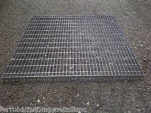 Grigliato modulare bordato zincato elettrosaldato 25x76 for Grigliati in ferro leroy merlin