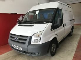 Ford Transit (white) 2009