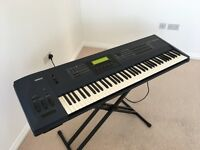 Yamaha EX5 76-Note Multi-Synthesis Synthesizer (Sample, Virtual Acoustic & Virtual Analogue)