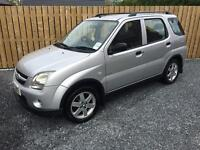 2005 Suzuki Ignis 1.5 4x4 with Full Mot