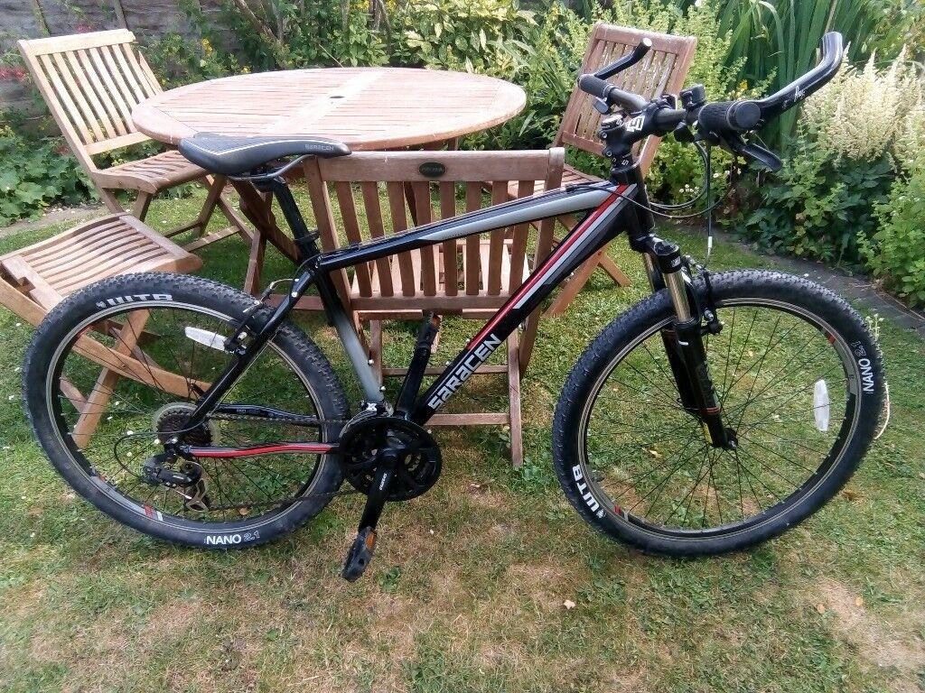 73515e02500 Saracen Tufftrax Bike Excellent Condition