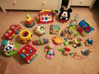 Large toy bundle