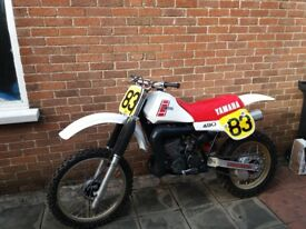 1983 YAMAHA YZ490 #OPEN TO SENSIBLE OFFERS#!!!!