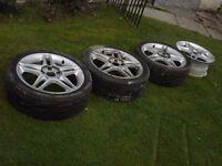 Honda Accord Type R Wheels x4 Made by Speedline