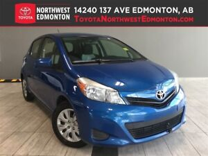 2013 Toyota Yaris LE | Power Heated Mirrors | Cargo Cover
