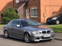 BMW 318ci convertible M Sport..44k Low miles..1 Owner..Hardtop