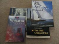 Books covering Cruising and Novels
