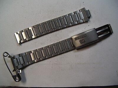 NOS Ladies Seiko Stainless Steel Bracelet        B-07