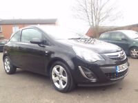 62 PLATE VAUXHALL CORSA 1.4 SXI OPEN TO ALL OFFERS
