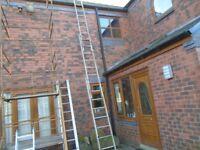 triple trade ladders 6.2m working