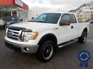 2012 Ford F-150 XLT SuperCab 4X4 w/6.5' Box, 5.0L V8 Gas