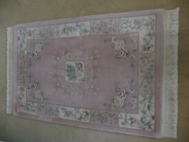 Rug, High Quality Beautiful Traditional Aubusson Design FINAL REDUCTION!