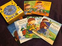 Harry and the Bucketful of Dinosaurs books