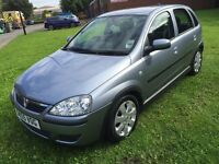 \\\ 55 REG VAUXHALL CORSA 1.2 SXI \\\ ONLY 51K \\\ IMMACULATE £1499 ,,