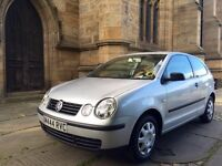VOLKSWAGEN POLO, 42K MILES LOW MILEAGE, HPI CLEAR!!!