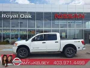 2014 Nissan Titan PRO-4X ** FULLY LOADED, OFF ROAD PACKAGE **