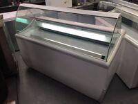 ice cream scooping freezer for sale