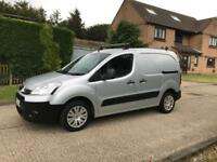 2012 CITROEN BERLINGO 1.6HDI SILVER 3 SEATER