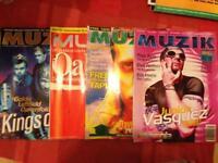 Classic vintage retro magazine 4 DJ mix