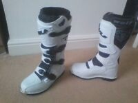 kids/youth/size6/ motocross/mx boots