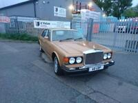 Bentley Eight Turbo Gold 6.8 V8 Auto very rare