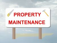 Property maintenance.