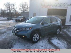 2014 Honda CR-V EX-L AWD | SUNROOF | CAMERA | BLUETOOTH