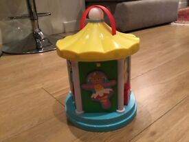In the night garden explore and learn carousel