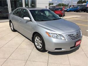 2007 Toyota Camry LE LEATHER PKG London Ontario image 5
