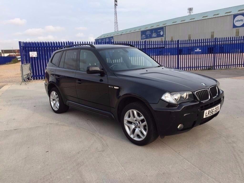 BMW X3 M SPORT 2.0 DIESEL SERVICE HISTORY NEW MOT | in Portsmouth ...