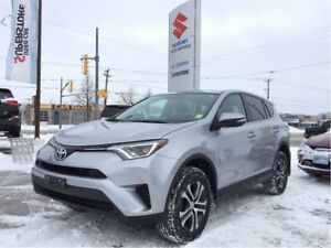 2016 Toyota RAV4 LE AWD ~Roomy Interior ~Secure Handling