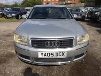 Audi A8 3.0 CVT 4dr Auto (Superb condition)