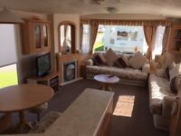 Caravan in towyn availability next week due to cancellation