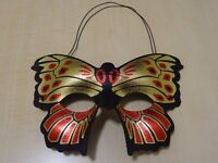 BUTTERFLY STYLE MASQUERADE BALL MASK