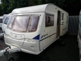 Avondale Argente r berth fixed bed