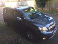CHEVROLET ORLANDO AUTO PETROL 1.8 SEVEN SEATER ONLY 90K MILES