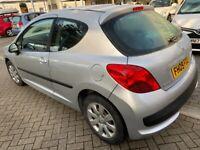 Peugeot, 207, Hatchback, 2009, Manual, 1398 (cc), 3 doors